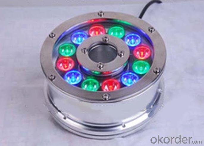 LED Fountain Light for 12Watt