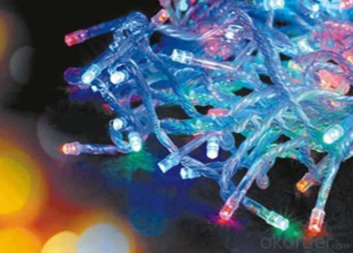 LED Christmas Transparent String Lights