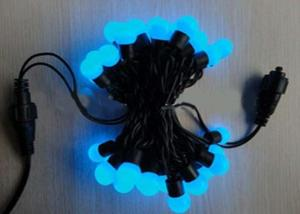 Blue Color PVC Cable PSE Approval LED Christmas String Ball Light