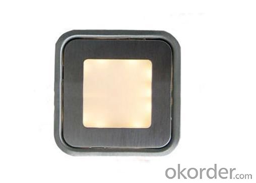 Square LED Stair Light / Step Light Recessed for Home Decoration SC-B102A