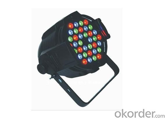 DMX Led Par 3 Watt 36pcs with High Power
