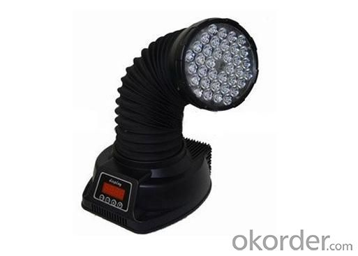 RGB Cobra LED Light/LED Stage Light/ LED Moving Head Light 36 x 1 Watt/3 Watt