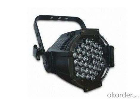DMX Led Stage Lighting 3 Watt 36pcs