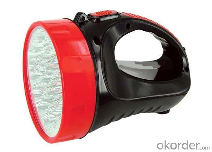 LED Searchlight Zy-319 Swat Flashlight Rechargeable Flashlight Geepas Rechargeable LED Flashlight Searchlight