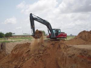 Excavator 921C
