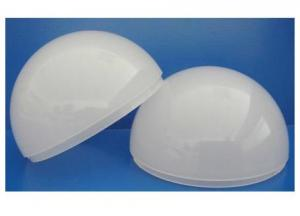 LED Plastic Half Round Waterproof Lamp Cover