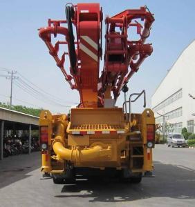 Concrete Pump Truck 38m