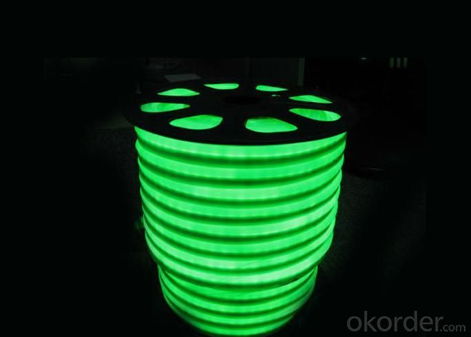 Green LED Neon