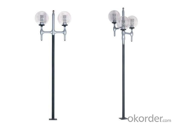 Outdoor Lamp Post Top