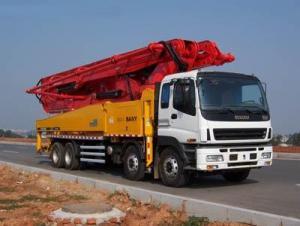 Concrete Pump Truck SYG5231THB28