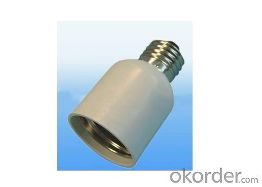 Porcelain Fluorescent Lamp Holder E27