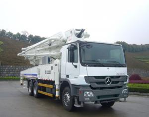 Concrete Pump Truck ZLJ5331THB42