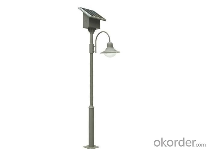 Solar Panel Garden Light JR-563