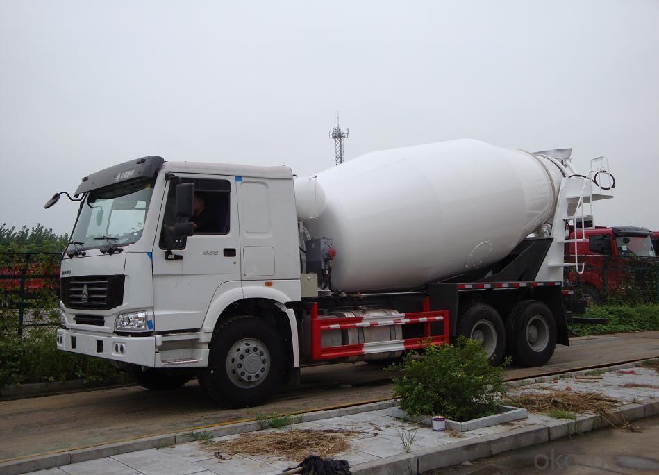 Concrete Mixer Truck 9m3