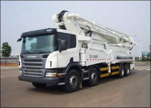 Concrete Pump Truck ZLJ5281THB125-37