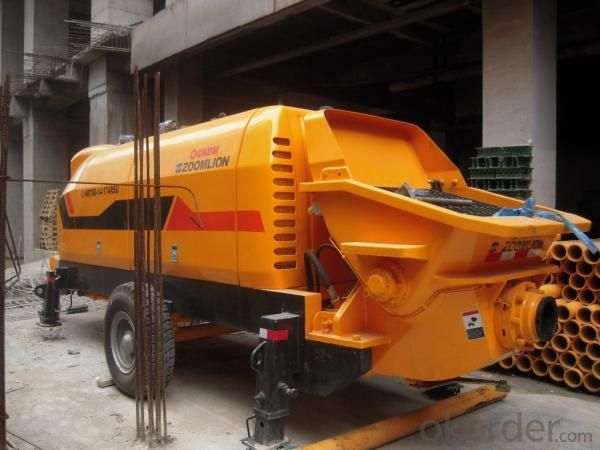 Trailer Concrete Pump HBT80.14.174RSU