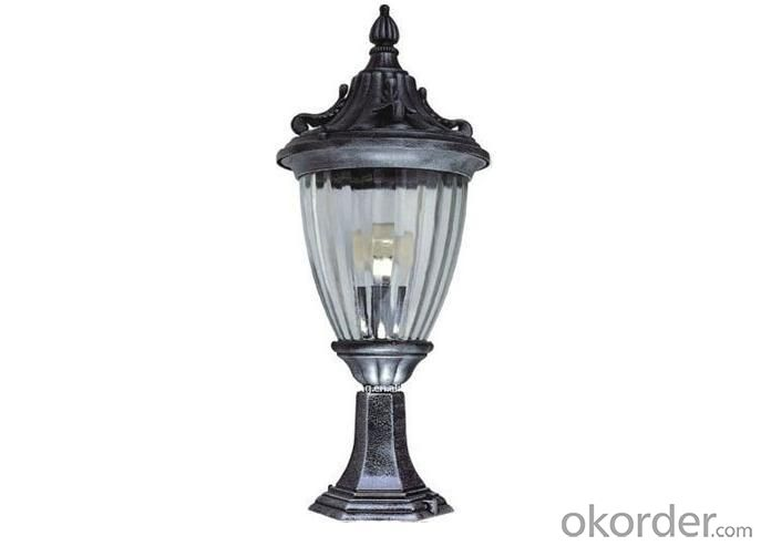 0045-PF Die Cast Aluminium Outdoor Pillar Lamp Products