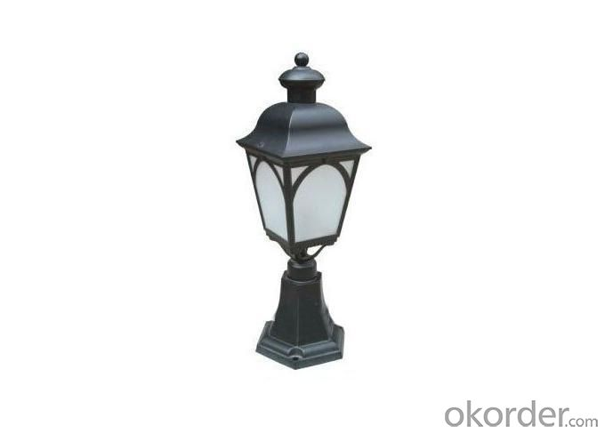 Outdoor Pillar Light PA-51905