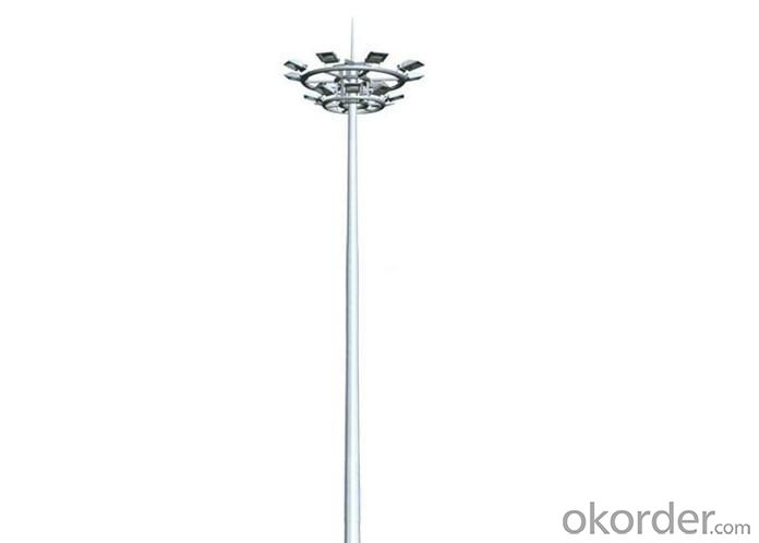 High Pole Lamp TD-HP-09
