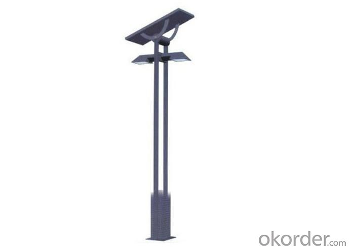 Graceful Design Solar Garden Lamp