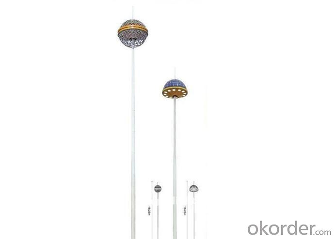 Digh Pole Light TD-HP-0108