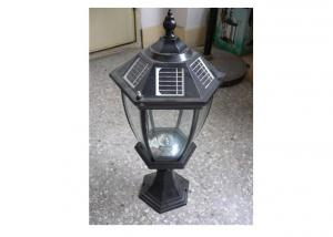 LED Solar Pillar Lamp 1.1 Watt