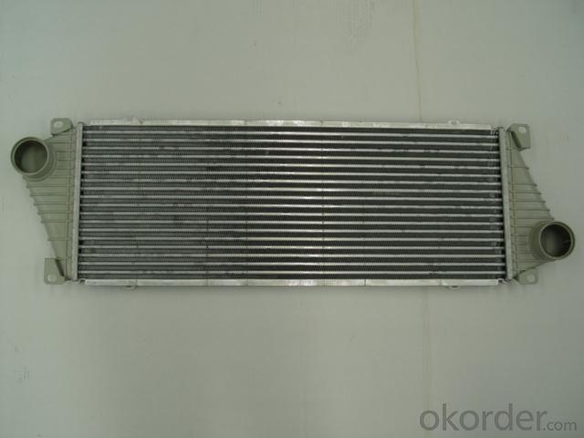 Aluminum Brazing (A/P Type) Radiator For Peugeot