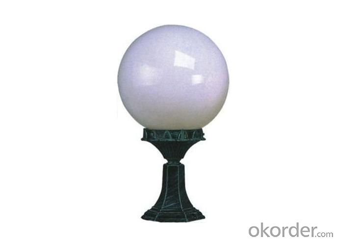 0005-PF Die Cast Aluminium Outdoor Pillar Lamp in China