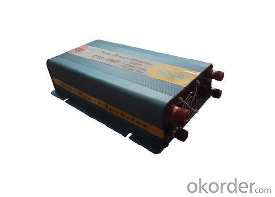 Solar Power Inverter 600 Watt