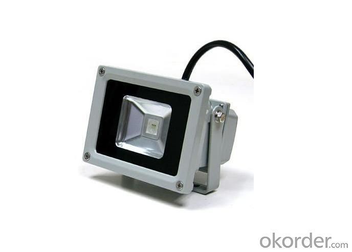 IP65 Outdoor Led Flood Light/UL Driver/Led Flood Lamps 10 Watt