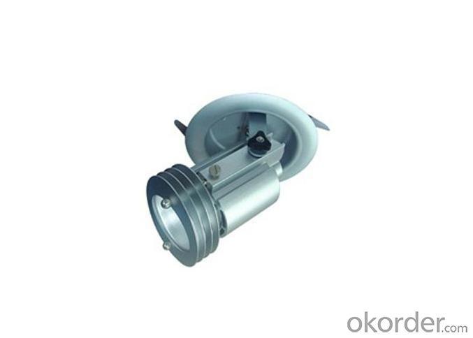 Die Casting COB Led Ceiling Spot Lamps 5 Watt 10 Watt 15 Watt