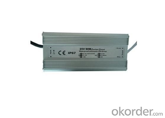 Constant Current LED Driver 60 Watt 1.8A