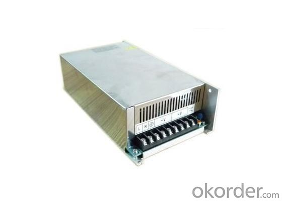 Switch Power Supply 24V 600 Watt