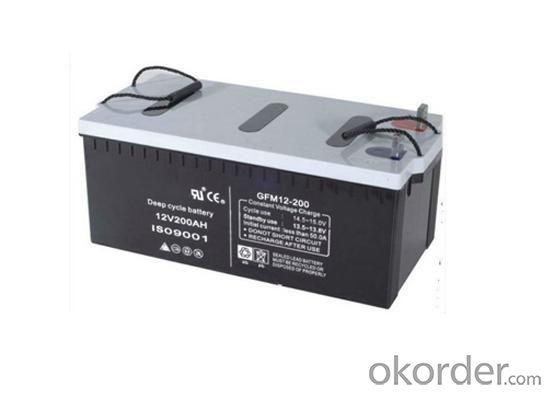 Gel Battery 12V-150AH