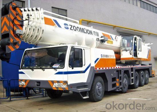 ZOOMLION Truck Crane QY100H-3