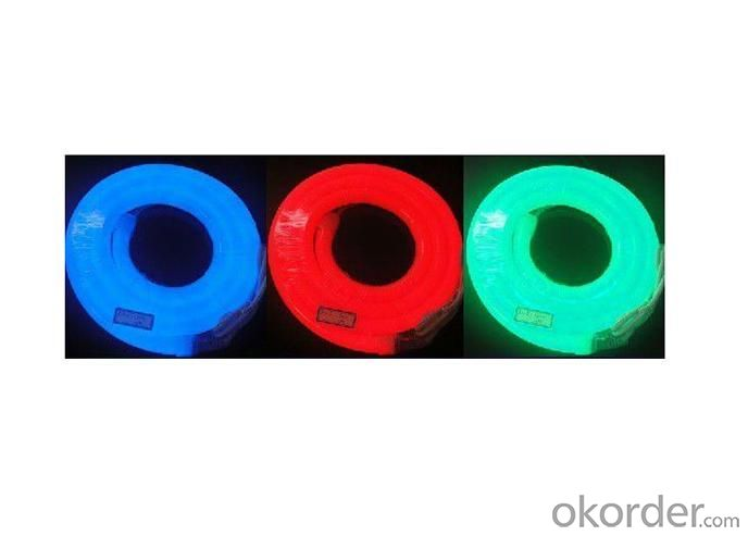Outdoor And Indoor IP65 Flex Led Neon Light