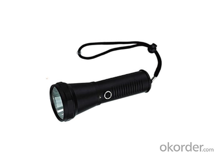 Long Range Explosion Proof Cree rechargeable Flashlight