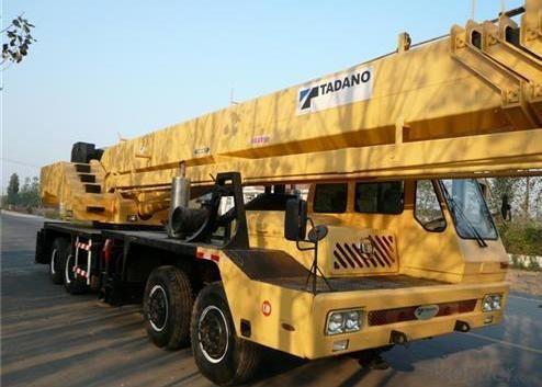 TADANO Truck Crane GT-550E