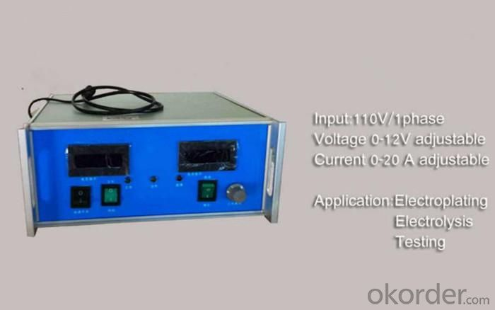 High Frequency Laboratory DC Power Supply