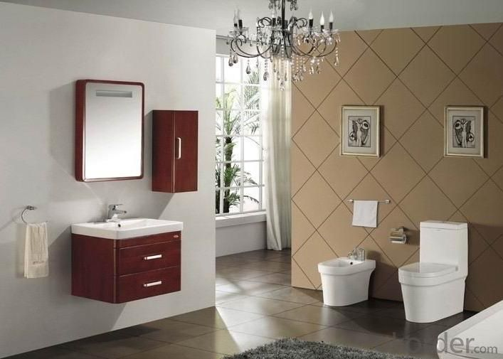 Popular Bathroom Ceramic Toilet WC Good Quality Best Selling Modle 219 Two Piece Toilet