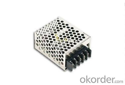 Single Output Switching Power 15 Watt