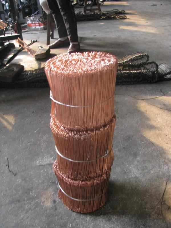 Looped Tie Wire