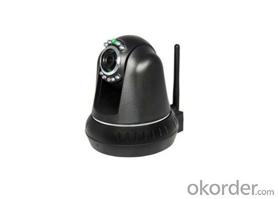Indoor Wireless Wide Angle IP Camera