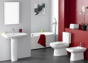 Model 808 Wahsdown One piece Toilet High Quality Best selling