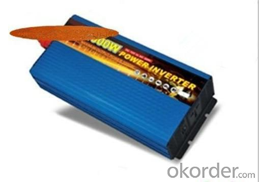 Pure Wave Sine Power Inverter with Charger
