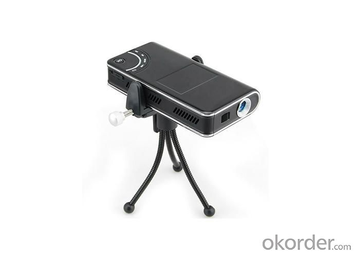 Android OS and WIFI and 3M lens same as a laptop (HK820) mini pocket projector