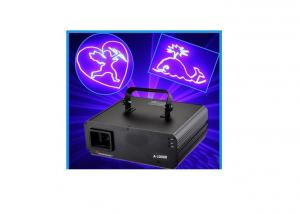 1Watt Blue Beam Animation Dj Laser Light Projector