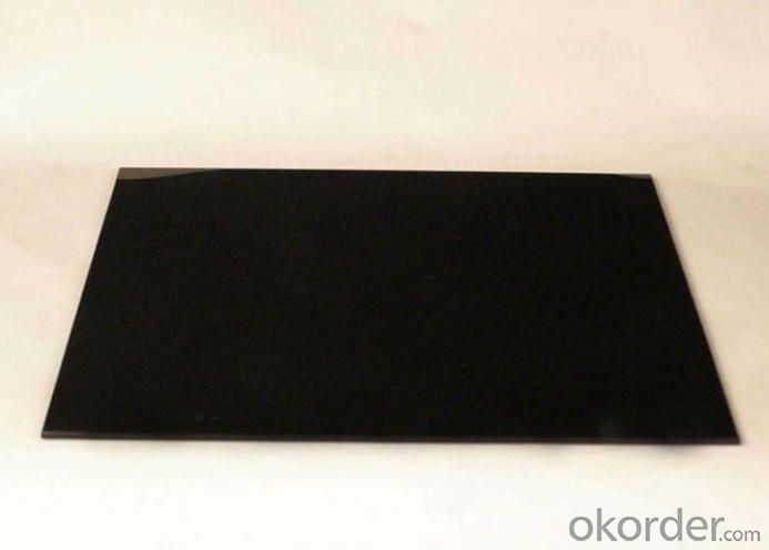 Black Pyroceram for Induction Cooker 2mm Supplier
