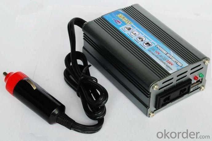 Car Vehicle DC 12V to AC 220V Power Inverter Charger Converter 300 Watt with USB