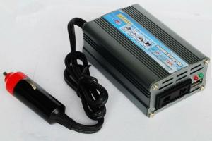 Car Vehicle DC 12V to AC 220V Power Inverter Charger Converter 300 Watt with USB